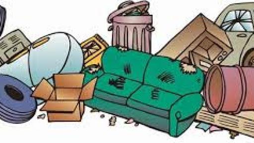 Sakupljanje glomaznog otpada od 26.10. do 6.11.2020. godine